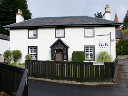 White Lodge B  B in Strathpeffer Highland