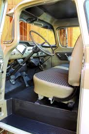 Vintage Ford Truck Seats - 190 best interiors 55 chevy pickup images on pinterest chevy