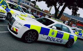 roll royce surabaya rolls royce ciptakan ghost black badge spesial untuk polisi inggris