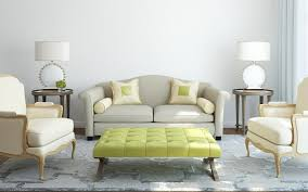 Lime Green Ottoman Living Room Grey Cabriole Sofa Lime Green Ottoman Armchair White