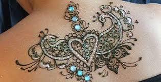 most popular mehndi tattoo designs