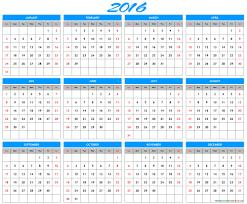 free yearly calendar templates 2017 printable online calendar