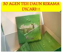 Teh Rerama 30 agen pengedar teh rerama diperlukan produk dijamin berkesan