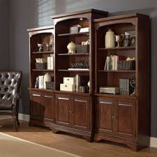 Bookshelves Cherry by Lewis 3 Piece Wall Bookcase 2500 On Sale For 2150 17