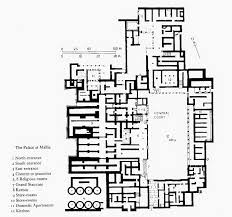 Floor Plan Front View by Back Screen Pass A Dm U0027s Secrets The Archaeology Of Minoan Crete