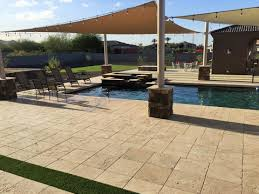 Limestone Patio Pavers by Pools And Patios Durango Stone