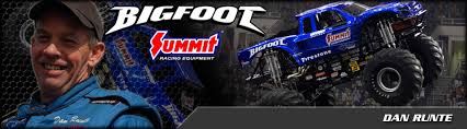 bigfoot monster truck game bigfoot dan runte