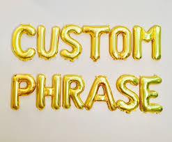 letter balloons custom letter balloons custom balloon letters letter balloons