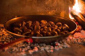come fare le caldarroste in casa castagne come cucinare le caldarroste tutto per