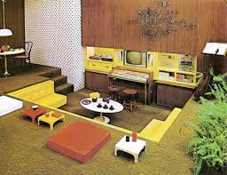 60s Decor That 70s Home