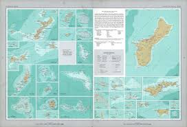 Map Of Aleutian Islands The National Atlas Of The United States Of America Perry