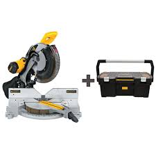 genesis 15 amp 12 in dual bevel sliding compound miter saw with