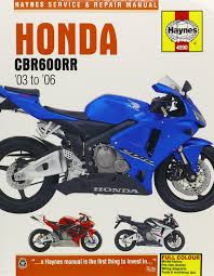 honda cbr600rr service and repair manual manufacturer