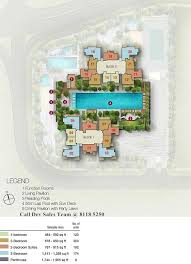 The Gardens At Bishan Floor Plan New Condo Launch U2013 Sky Vue Buy Property Invest Property Singapore