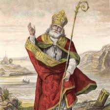 st patrick saint biography com