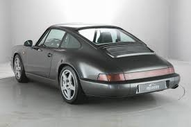 porsche slate gray metallic porsche 911 964 3 6 carrera 2 1990 hexagon