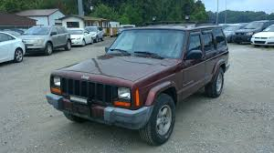 cherokee jeep 2001 2001 jeep cherokee sport city md south county public auto auction