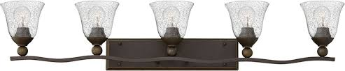 Hinkley Vanity Light Hinkley 5895ob Cl Bolla Olde Bronze 5 Light Vanity Lighting