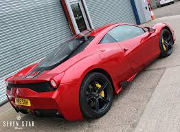 458 cost uk gallery seven wraps