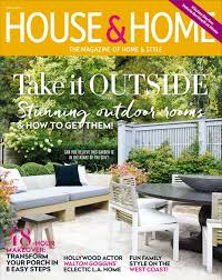 House And Home Magazine by Alex Lukey Photography Toronto Commercial Editorial Photographer