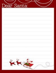 free santa letter u0026 envelope printable envelopes santa and xmas
