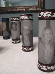 Centerpieces For Family Reunions Table by Picture Candles For Memory Tables Craft Ideas For The Weekend