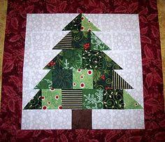 christmas tree runner tutorial christmas tree christmas tree