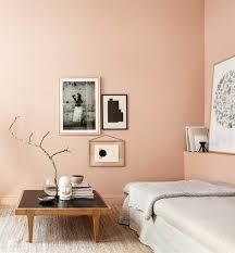 salmon walls via cocolapinedesign com living room pinterest