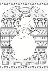 sweater coloring 28 images free coloring pages sweater