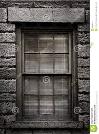 grungy window with blinds royalty free stock photography image