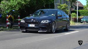 bmw m5 modified modified bmw m5 f10 u0027s exhaust sounds loud accelerations youtube
