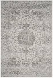Grey And Cream Area Rug Rug Cng631k Carnegie Area Rugs By Safavieh