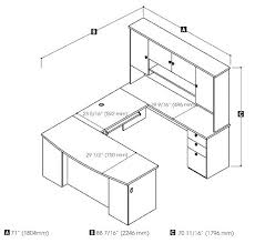 How To Measure L Shaped Desk Standard Desk Width How To Measure L Shaped Desk J Interior Design