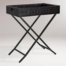 pinamar butler tray table world market