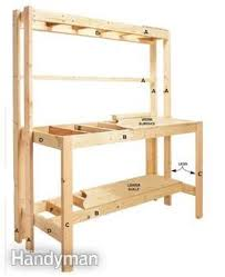 6 Diy Workbench Projects You Can Build In A Weekend Man Made Diy by 25 Unique Workbench Plans Ideas On Pinterest Workbench Ideas