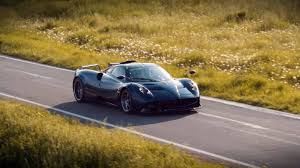 pagani the world u0027s only pagani huayra pearl just wrecked the drive
