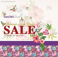 akemi uchi chinese new year sale