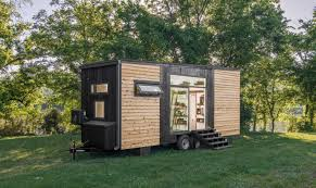 Tennessee Tiny Homes by The Alpha By New Frontier Tiny Homes