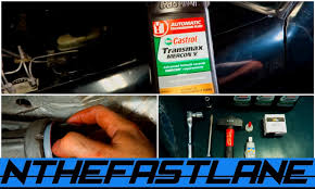 tail seal replacement ford mazda youtube