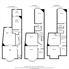 fire escape floor plan 8 bed house townhouse ashbrooke crescent ashbrooke sunderland
