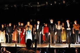 college light opera company costumes