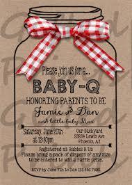 theme invitations baby shower invitation baby q theme