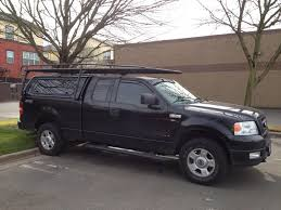 nissan frontier king cab roof rack rack it truck racks from rack it a sharp black able and well