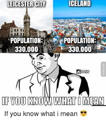 Iceland Meme - iceland population population 330000 330000 global futbal if you