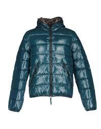 duvetica er steel grey men coats and jackets duvetica jacket