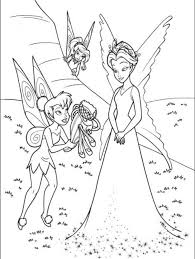tinkerbell pictures free download coloring