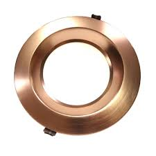 Led Recessed Downlight Nicor Housing Free 8 In Bronze Integrated Led Recessed Downlight