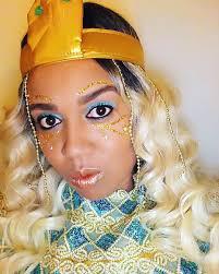 gold halloween makeup 24 cleopatra makeup designs trends ideas design trends