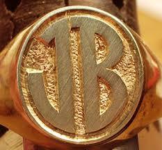 Monogram Signet Rings Signet Ring Monograms Engraving Initials Engraving