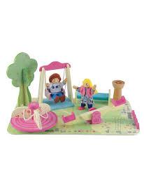 early learning centre elc rosebud playground amazon co uk toys